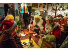 Julereception i Kaffestuen på Bakken