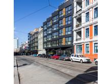 Hollenderkvartalet i Schweigaards gate 40-46