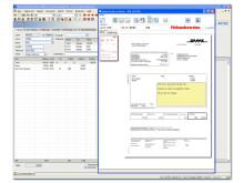 Klicka fram inskannade fakturor direkt i affärssystemet