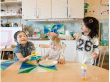 Stora skillnader när det gäller barns förutsättningar för god hälsa i Stockholms län