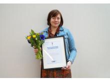 Moa Larsson från UR:s Skolministeriet