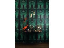 Glasshouse tapeter GLA403