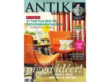 Omslag Antikvärlden nr 9/2013
