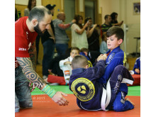 Welsh Kids BJJ September Event