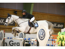 Volkswagen Grand Prix - Helena Persson trea på Grevagården