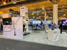 High res image - Cox Powertrain - IWBS 2019 booth