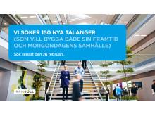 Ramböll söker 150 nyexade ingenjörer