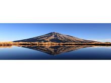 Mount Taranaki Nya Zeelands Nordö
