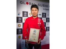 Yoshi Yanome Global Sushi