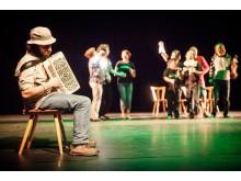 """Die Theatergruppe """"Theater ohne Grenzen"""" führt ihre neuste Produktion """"Lebensreise"""" ab Juli 2019 auf"""