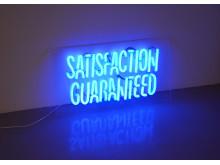 Lina Forsgren - Satisfaction Guaranteed