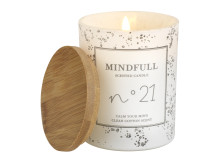 Candle ANTON Ø7xH8cm scented wlid SDP (24,95 DKK)