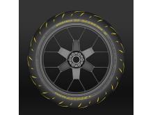 GP Racer D212 Framdäck