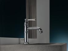 AXOR Montreux 1-grepps tvättställsblandare i miljö