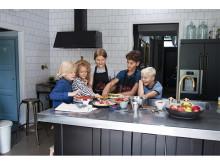 Resterkockar i köket