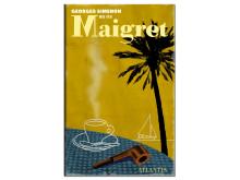 Min vän Maigret av Georges Simenon