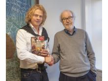 John M. Jacobsen og Vetle Lid Larssen