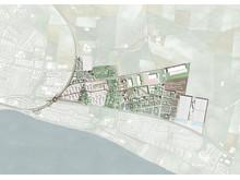 Business center Trelleborg. BSK Arkitekter, Nord Architects.