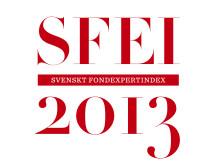 Svenskt Fondexpertindex 2013