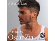 Oscar Zia Fotografiska