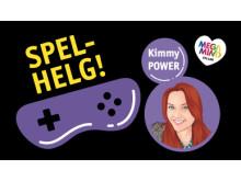 MegaHelg - SPEL