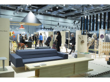 The Twelve area at Stockholm Furniture & Light Fair