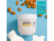 Almond Milk Body Yogurt - Elle Beauty Awards 2019