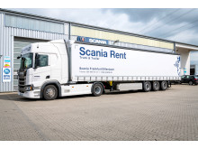 Scania Rent Truck & Trailer