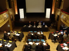 ECSA – General Assembly 21 februari 2013