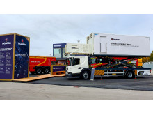 Scania auf der Inter Airport Europe 2019
