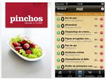Pinchos mobilapp för JobOffice Kassa