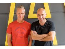 Knut Wennevold och Torkil Skancke Hansen, Assemblin.