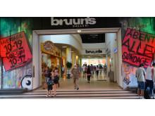 Brruns Galleria i Aarhus - Danmarks Bedste Shoppingcenter 2013