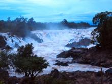 Khone Falls Laos