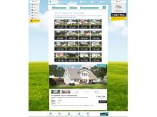 A-hus Online, val av hustyp