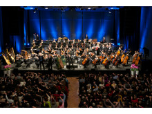 Edvard Munch 150 år! Ungdomssymfonikerne i Terningen Arena, Elverum