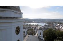 Klocktornet Härnösands domkyrka