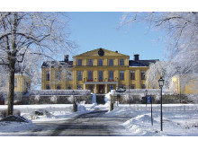Krusenberg Herrgård på vintern
