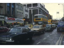 Junction of Northumberland Street and Northumberland Road - now Primark