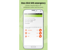 Safeture SOS emergency