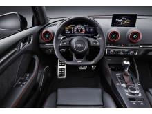 Audi RS 3 Limousine - cockpit