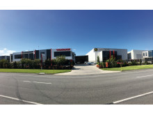 High res image - Cox Powertrain - Power Equipment HQ in Melbourne
