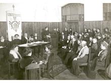 Rösträttsmöte med Anna Whitlock
