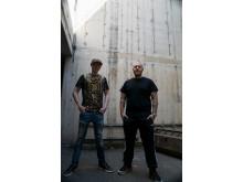 Sebastian Stakset & Einár - pressbild. Foto: Jens Rosengren
