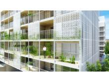 """Arkitektseminarium i Entreprenörföretagens monter på Nordbygg med temat hållbart byggande. """"Omsmält och återberättad"""" den 8/4 klockan 14."""
