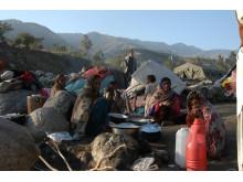 Jordbävning i Pakistan 8 oktober 2005