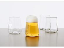 Ölglas av Nina Johanna Christensen