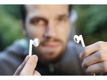 Kopfhörer können dem Gehör schaden