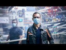 Ford genoptager europæisk produktion med omfattende sikkerhedsforanstaltninger