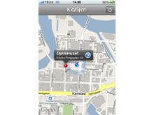 iPhone-app Klarsynt 2